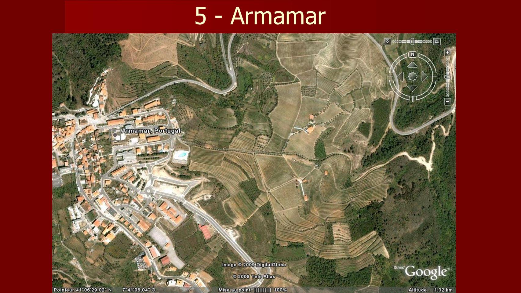 5 - Armamar