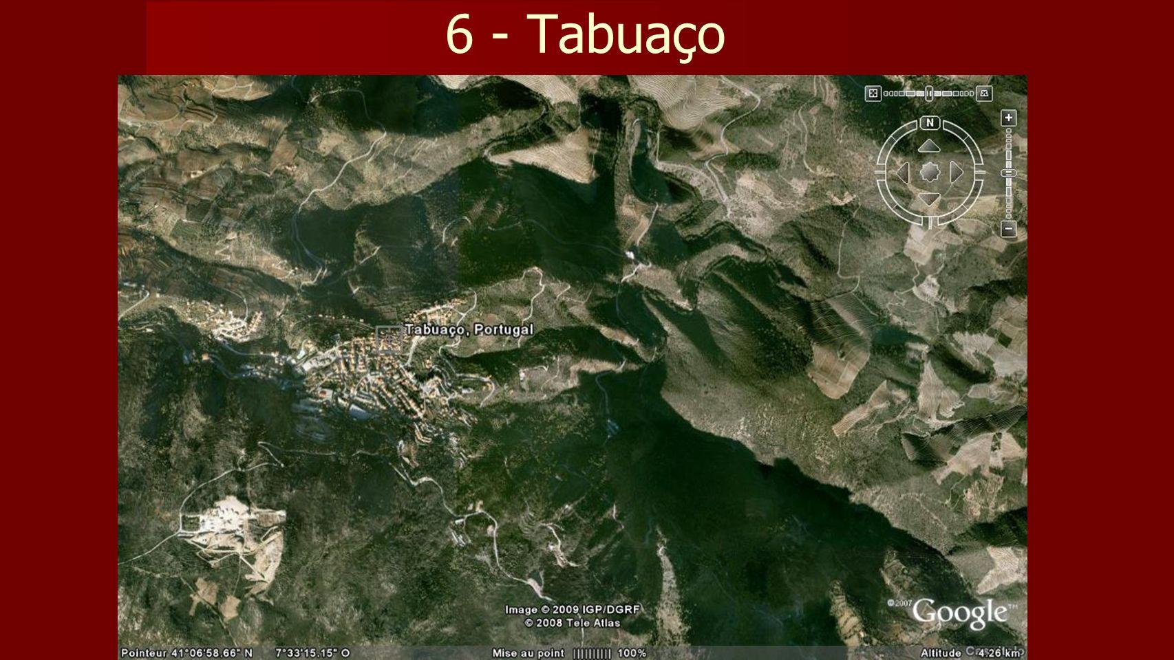 6 - Tabuaço
