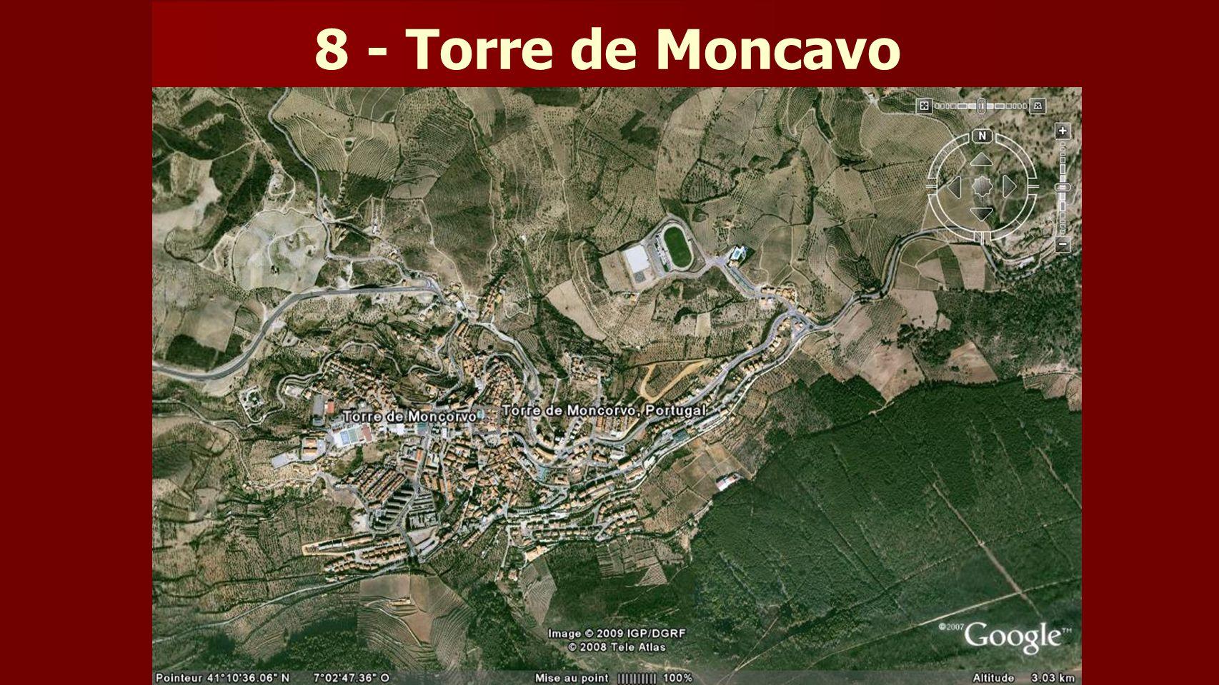 8 - Torre de Moncavo