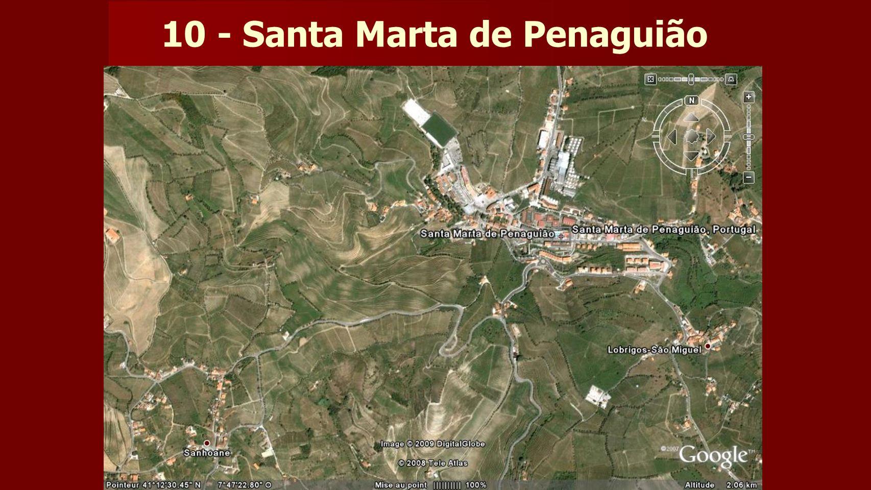 10 - Santa Marta de Penaguião