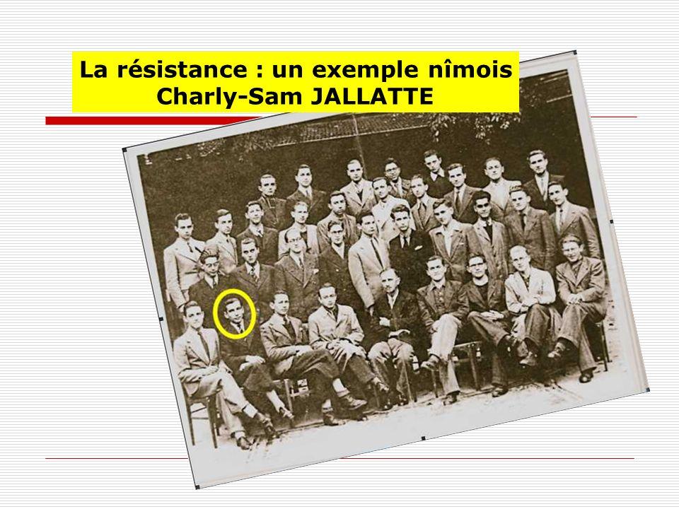 I.1945 - début années 70 : lexaltation de la Résistance A. Une mémoire officielle se construit