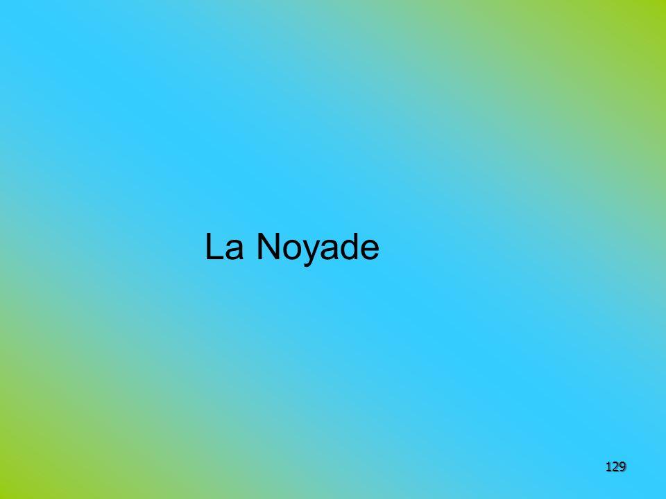 La Noyade 129