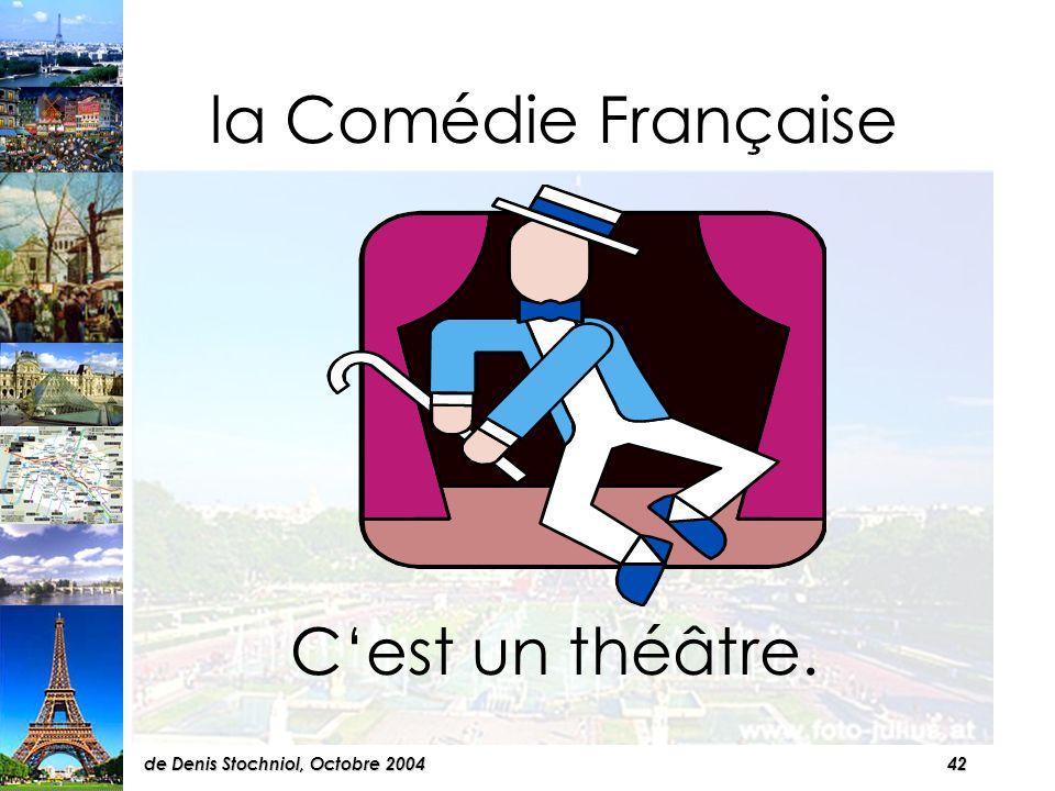 41de Denis Stochniol, Octobre 2004 le Grand Rex Cest un cinéma.