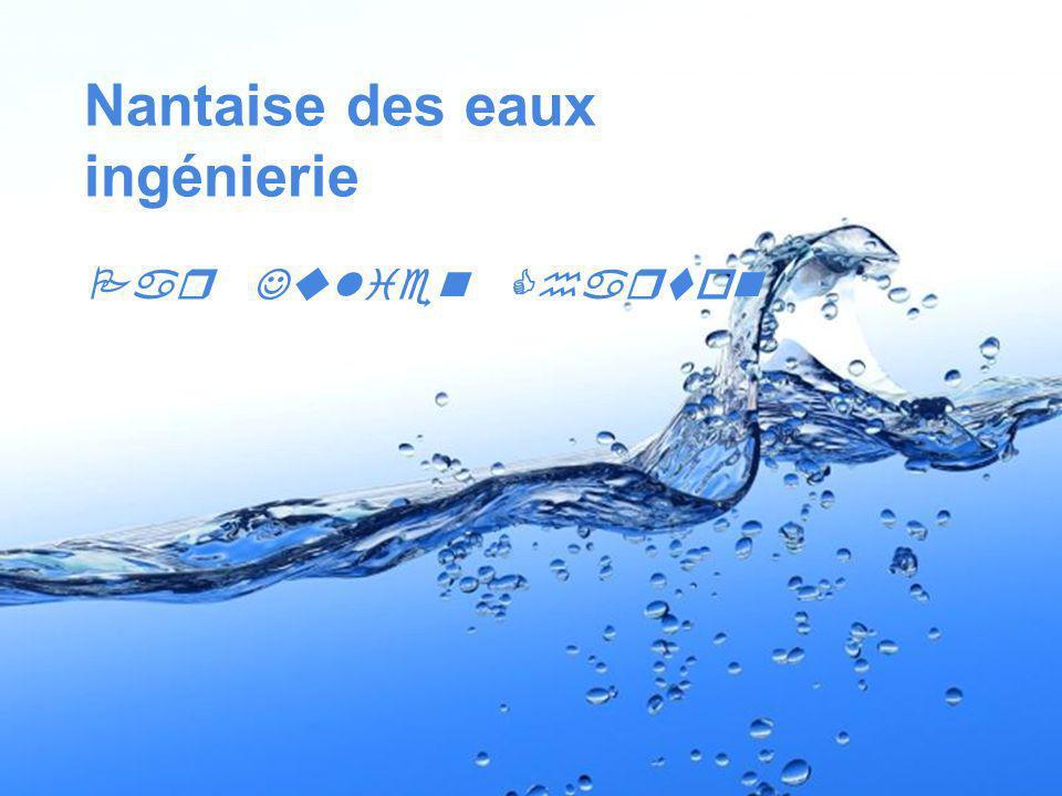 Page 1 Nantaise des eaux ingénierie Par Julien Charton