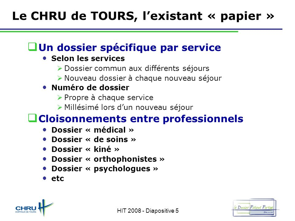 HIT 2008 - Diapositive 26