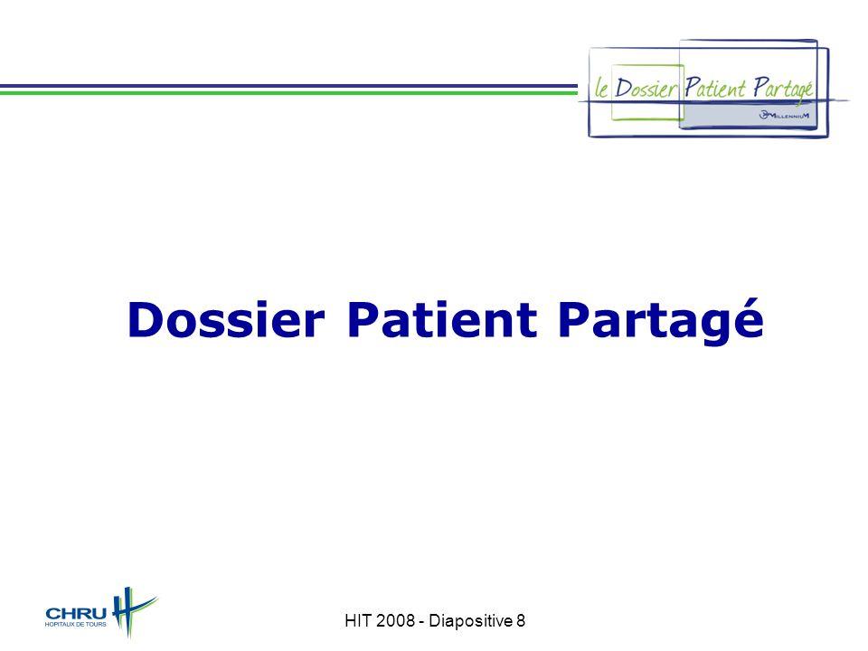 HIT 2008 - Diapositive 19