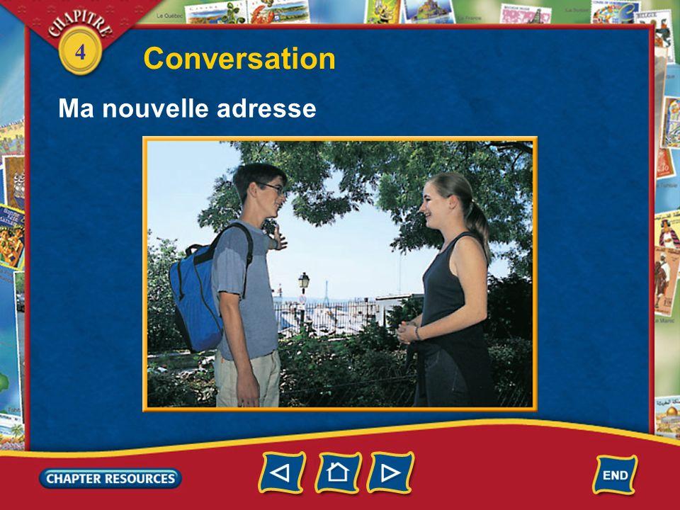 4 5. Où vont les enfants à lécole? Answer: Ils vont à lécole à Fort-de-France (en Martinique). 4. Ils ont un chat? Answer: Non, ils ont un chien.