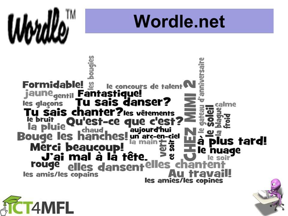 Wordle.net