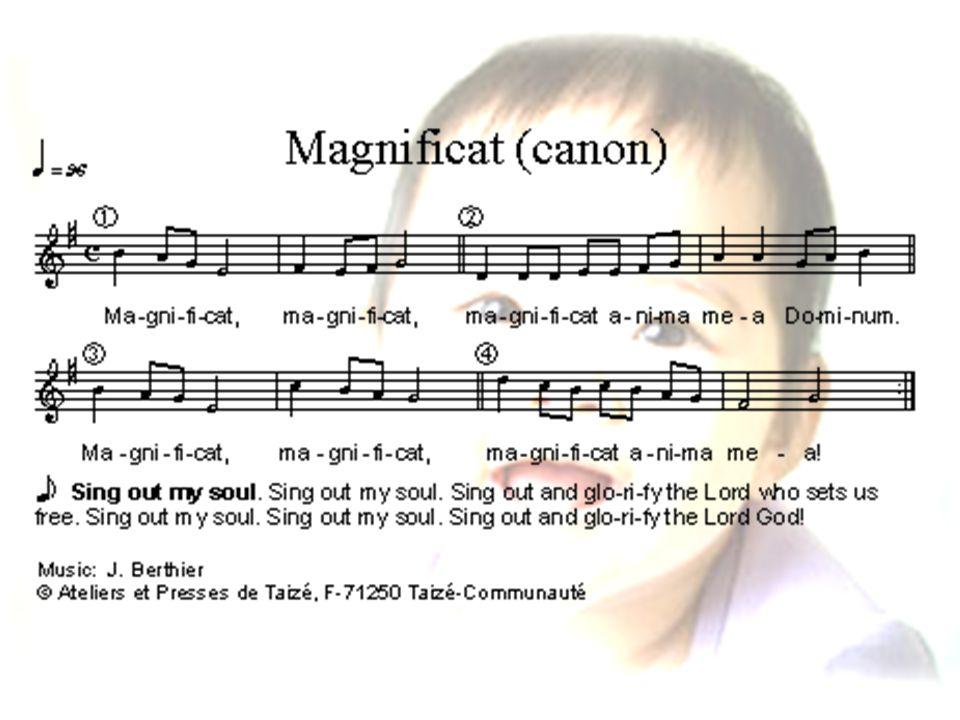 Magnificat (Taizé)