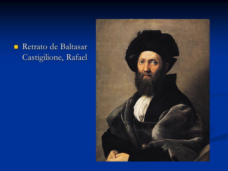 Retrato de Baltasar Castigilione, Rafael Retrato de Baltasar Castigilione, Rafael