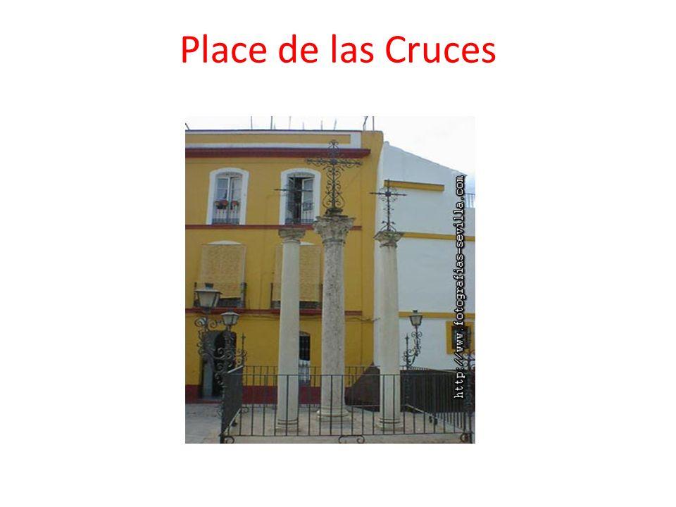 Place de las Cruces