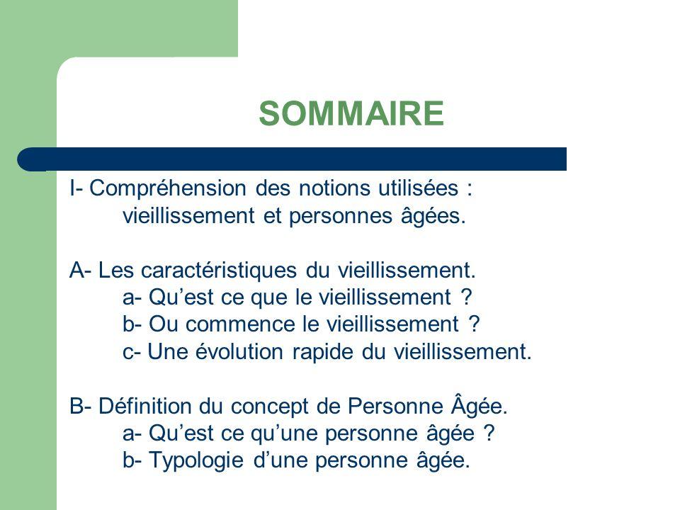Un constat En 2010 les Français vivent en moyenne 78 ans et les Françaises 85 ans.