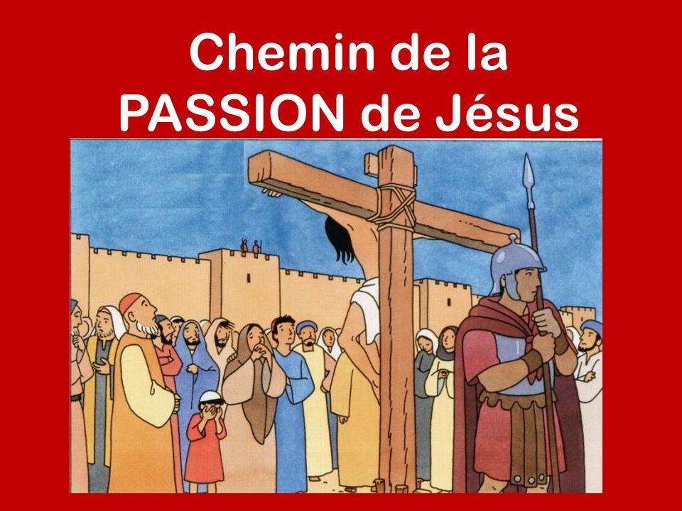 4 ème ÉTAPE : au jardin des oliviers 4 ème ÉTAPE : au jardin des oliviers b) Judas embrasse Jésus