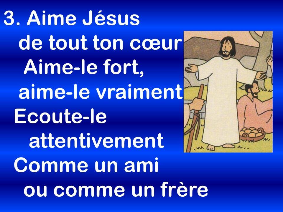 6 ème ÉTAPE : Pierre renie Jésus
