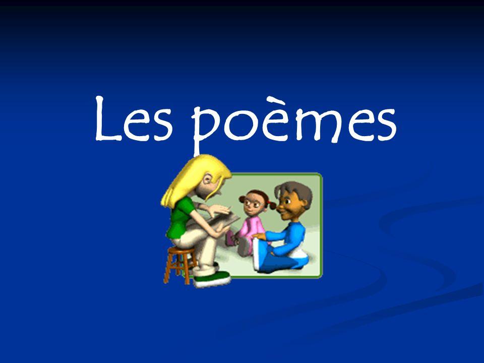 Les poèmes