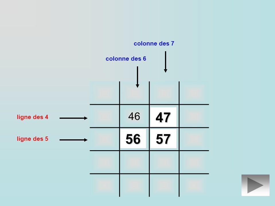 46 Clique sur la chambre où se trouve le trésor : 57