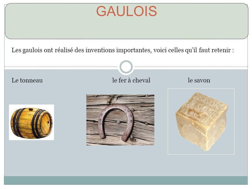 En résumé Autrefois, la France sappelait la Gaule.