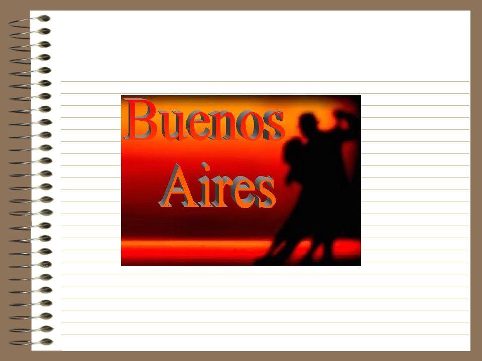 Villes colorés ambiance avec un fond de tango ….