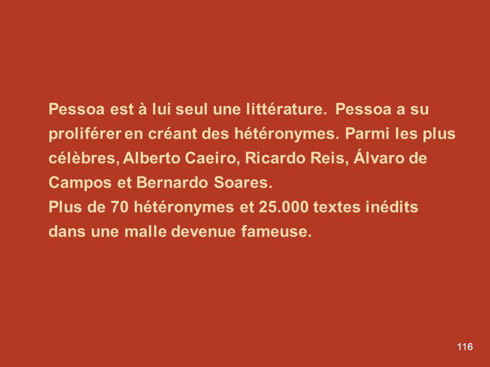 115 Fernando Pessoa 1888-1935