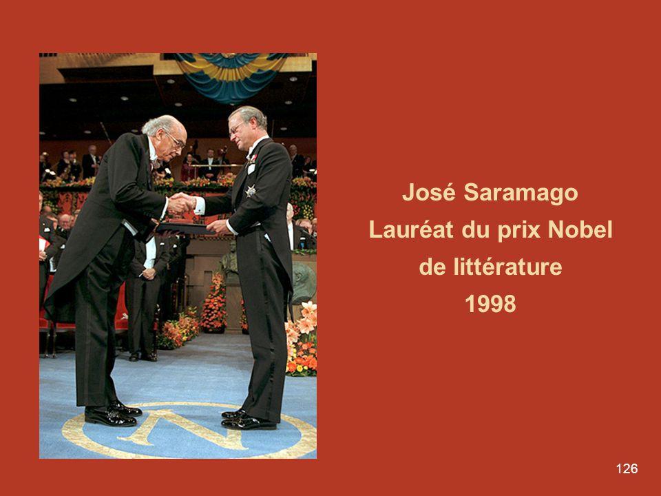 125 José Saramago 1922
