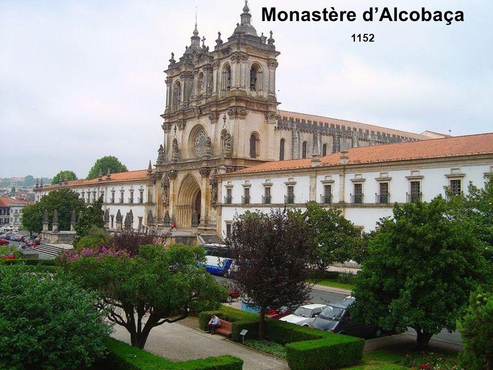 147 Monastère de Batalha 1387-1533