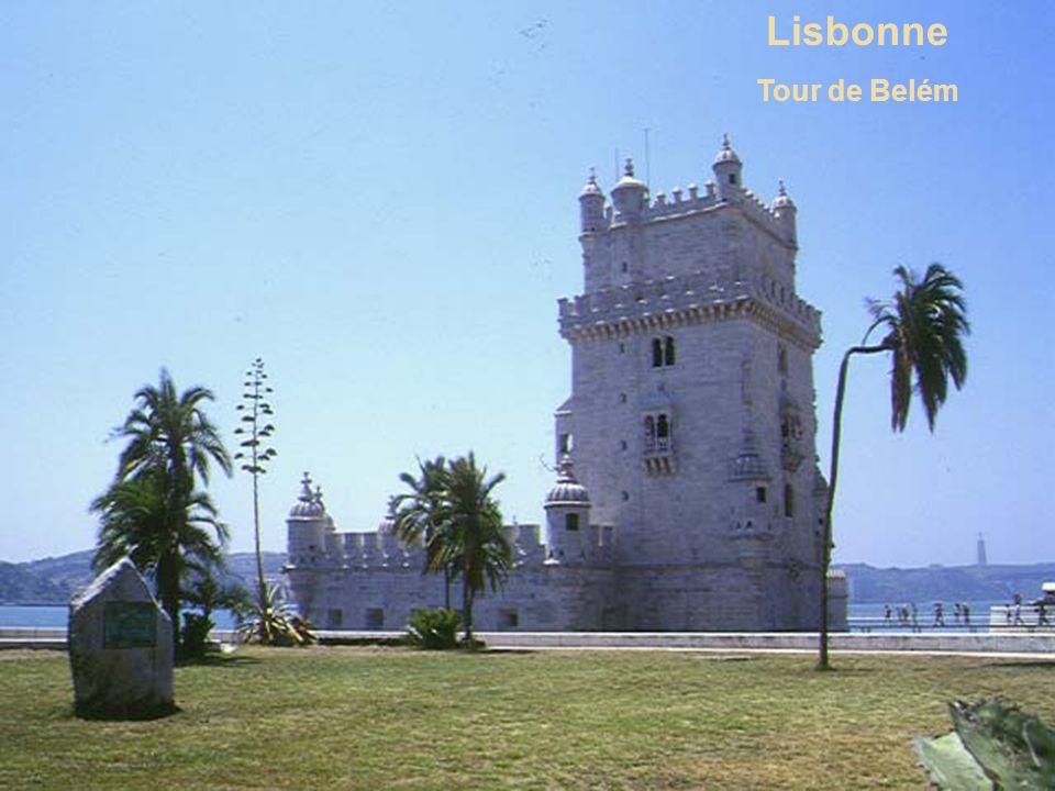 153 Lisbonne Monastère des Jerónimos