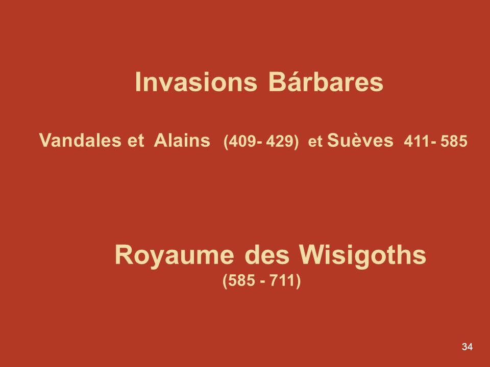 33 Comme la France, lItalie et lEspagne, le Portugal fut une ancienne province romaine que lon appelait alors la Province de Lusitanie ( en latin Lusi