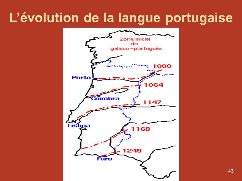 42 La Langue portugaise Une langue pour écrire la poésie qui traduit le métissage des peuples et quon ne peut pas aujourdhui la conjuguer à limpératif