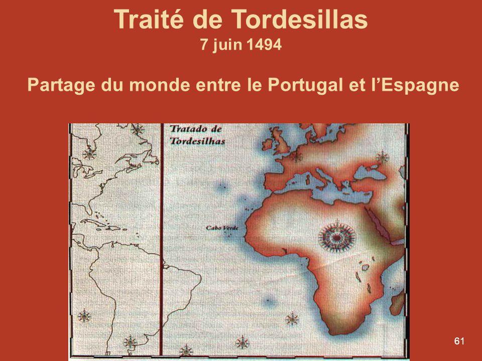 60 Bartolomeu Dias 1450-1500 Voyage de Bartolomeu Dias 1487-1488 Aller Retour Cap de la Bonne- Espérance - 1488 Saint-Georges-de-la-Mine 1481 Fleuve Z