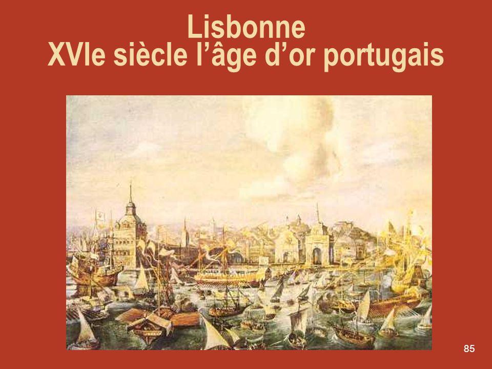 84 Luís Vaz de Camões 1524 - 1580 En un mot, un homme universel et qui contenait en lui tout lUnivers de son temps. (PLARD, 1983: 13).