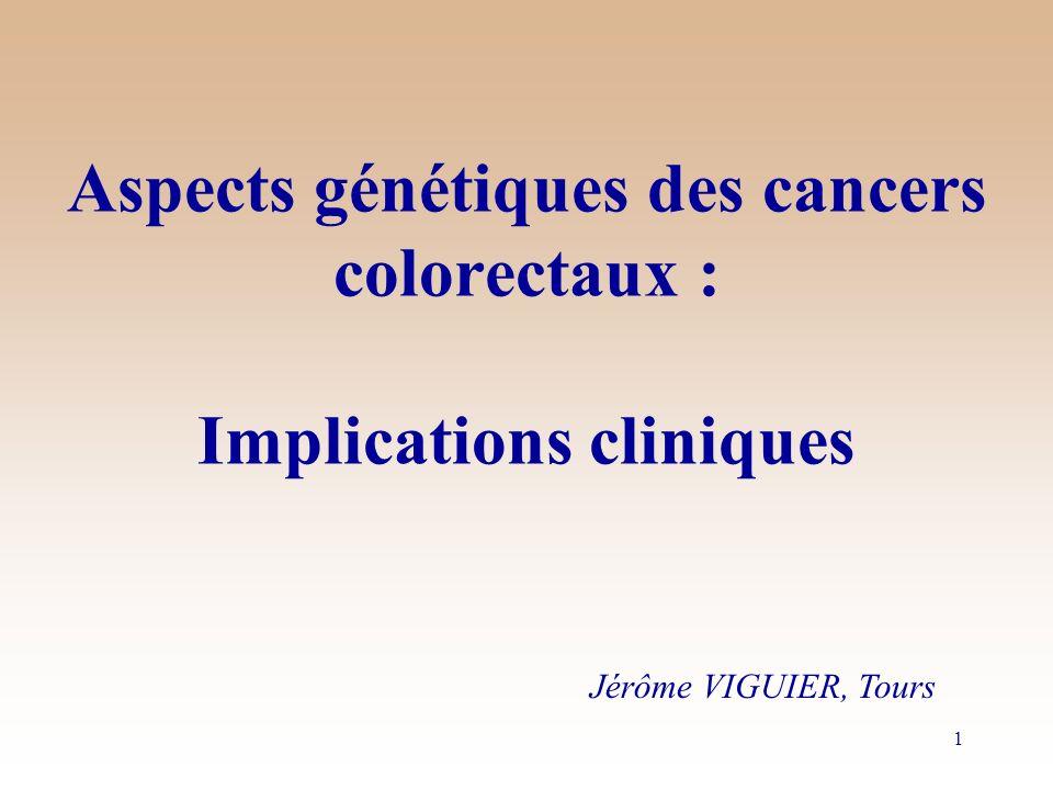 En pratique, il faut : -Caractériser le phénotype PAF ou HNPCC -Etablir un arbre généalogique aussi complet que possible (CCR et autres cancers) -Rechercher la mutation chez un sujet atteint puis dans la famille le cas échéant pour...