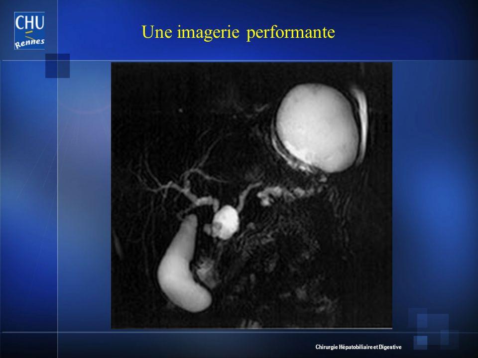 Chirurgie Hépatobiliaire et Digestive Une imagerie performante