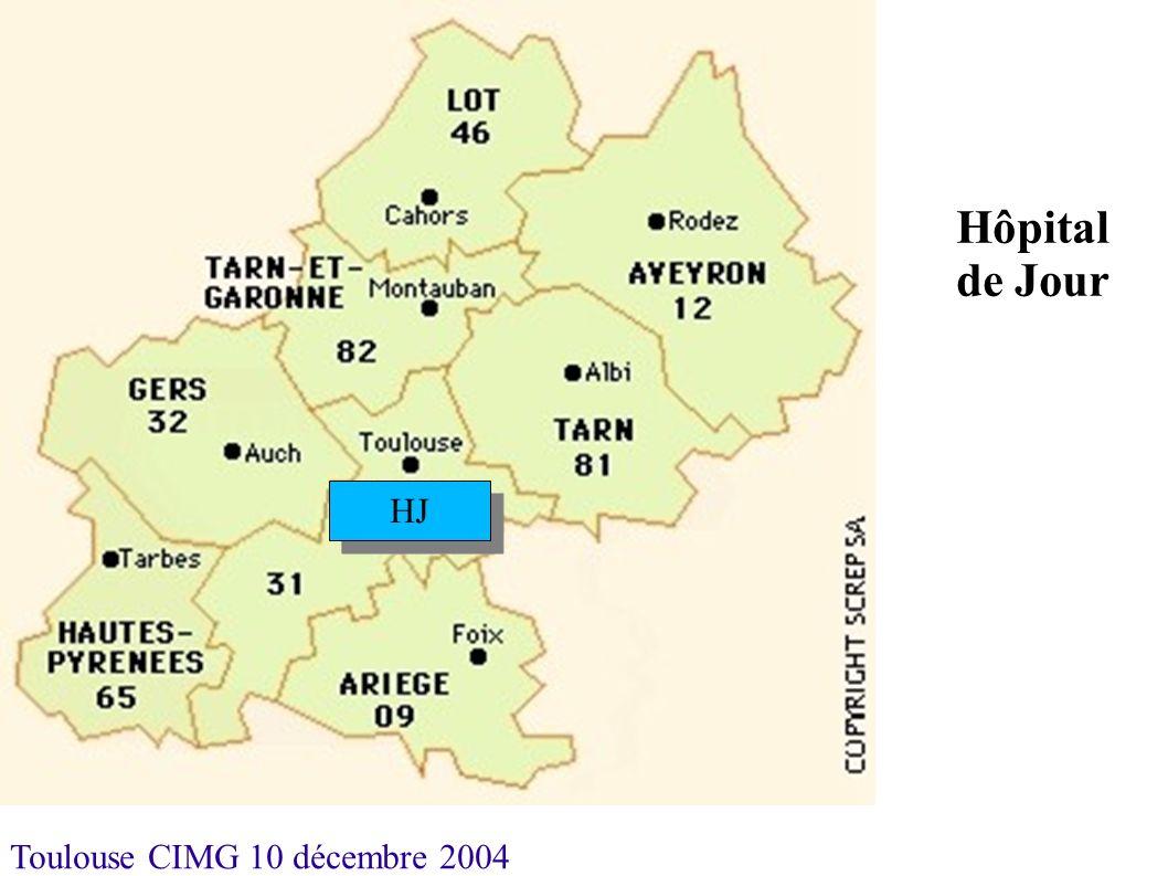Toulouse CIMG 10 décembre 2004 HJ Hôpital de Jour