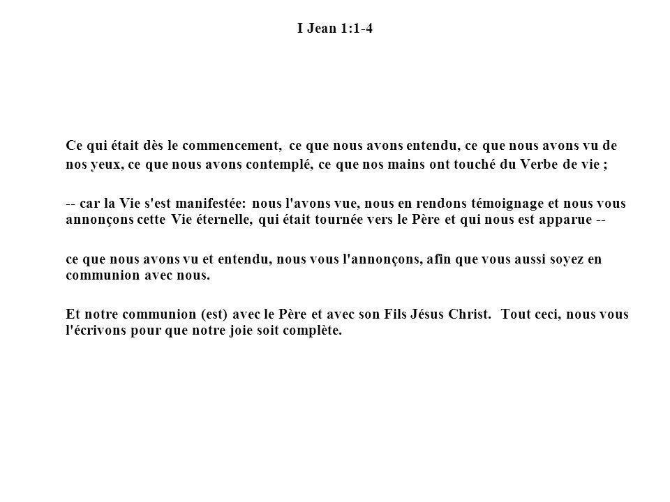 (Excellence du Nouveau Testament) 17.