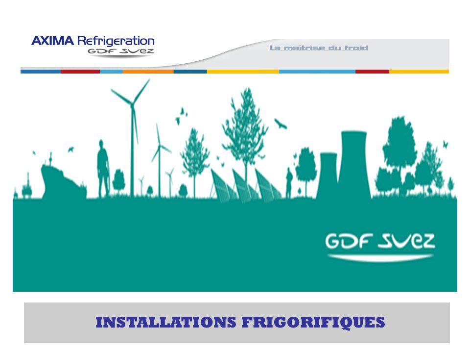 CONCEPTEUR DINSTALLATIONS DE COMPRESSION ET DINSTALLATIONS FRIGORIFIQUES SUR MESURE INSTALLATIONS FRIGORIFIQUES & EXPERT EN MAINTENANCE SUR MESURE