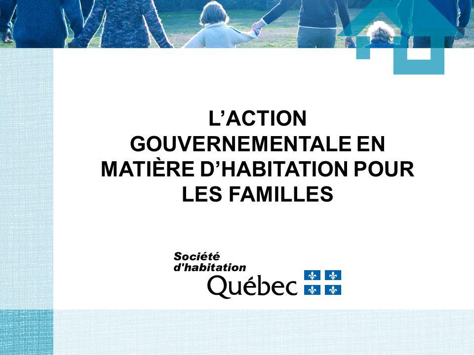 2 Quelques données… En 2001, 41,5 % des ménages québécois étaient des familles avec enfants, regroupant 4,4 M de personnes 10,7 % des ménages sont des familles monoparentales, soit le quart de toutes les familles avec enfants