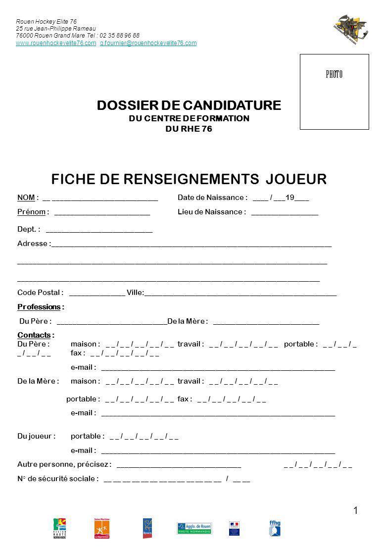 1 Rouen Hockey Elite 76 25 rue Jean-Philippe Rameau 76000 Rouen Grand Mare Tel : 02 35 88 96 88 www.rouenhockeyelite76.comwww.rouenhockeyelite76.com g