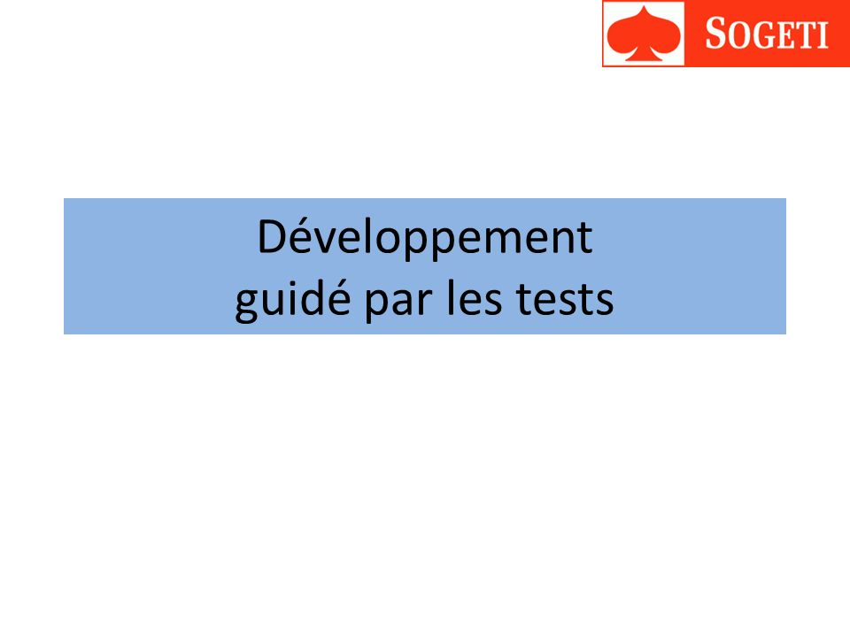 JUnit 4 - assertion par contrat Tests42 public class ContratIsSame { @Test public void pasPareil() { Assert.assertThat(new String( toto ), IsSame.sameInstance( toto )); } @Test public void pareil() { Assert.assertThat( toto , IsSame.sameInstance( toto )); }