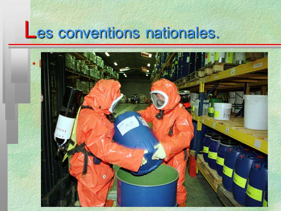 L es conventions nationales. La convention TRANSAID :
