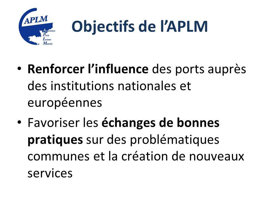 Les membres de lAPLM