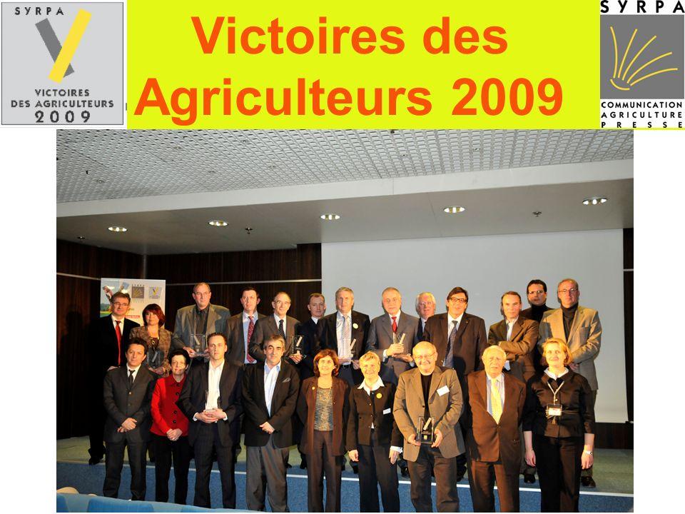 Victoires des Agriculteurs 2009