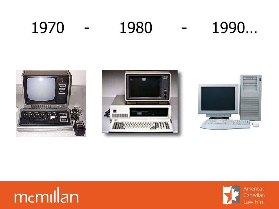 1970 - 1980 - 1990…