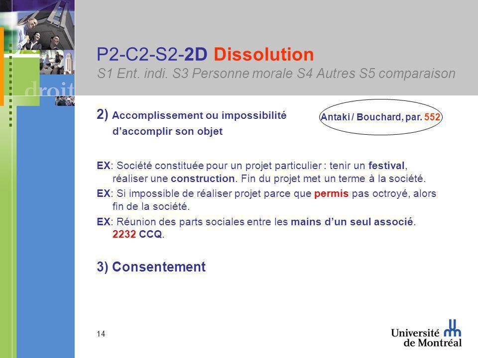 14 P2-C2-S2-2D Dissolution S1 Ent. indi.