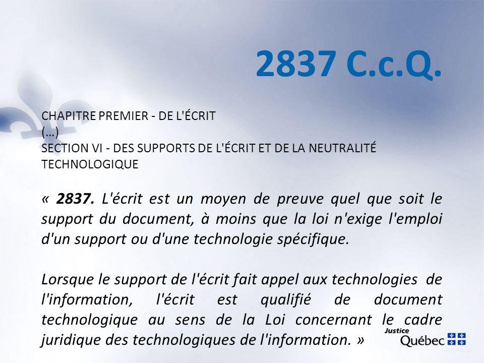 2837 C.c.Q.