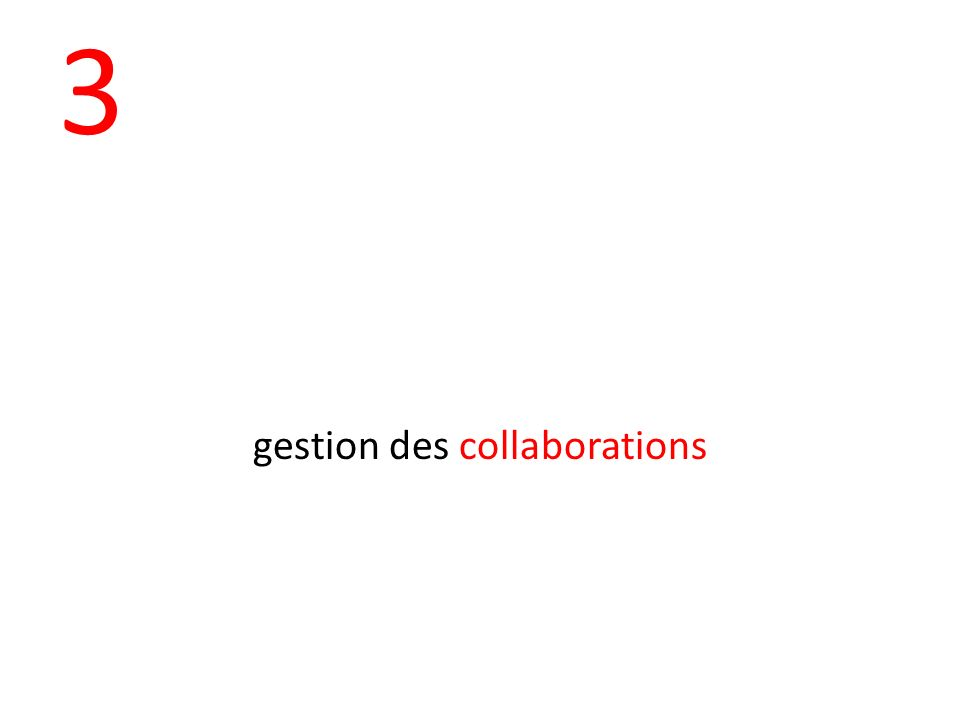 3 gestion des collaborations