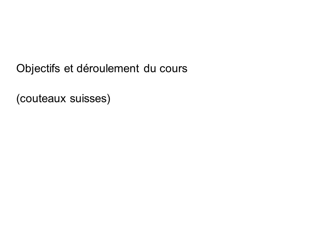 - Individuel / Collectif Charte canadienne des droits et libertés « 9.