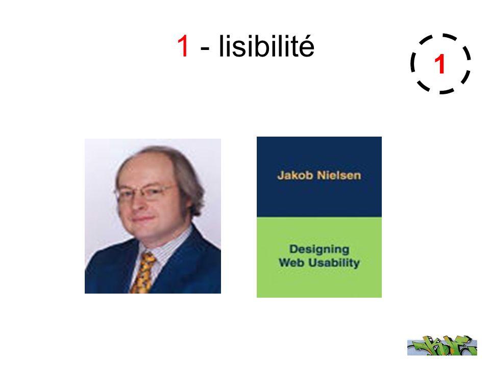 1 - lisibilité 1