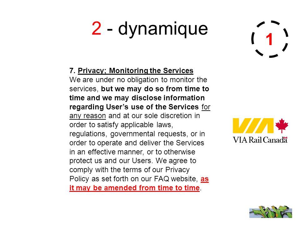 2 - dynamique 7.