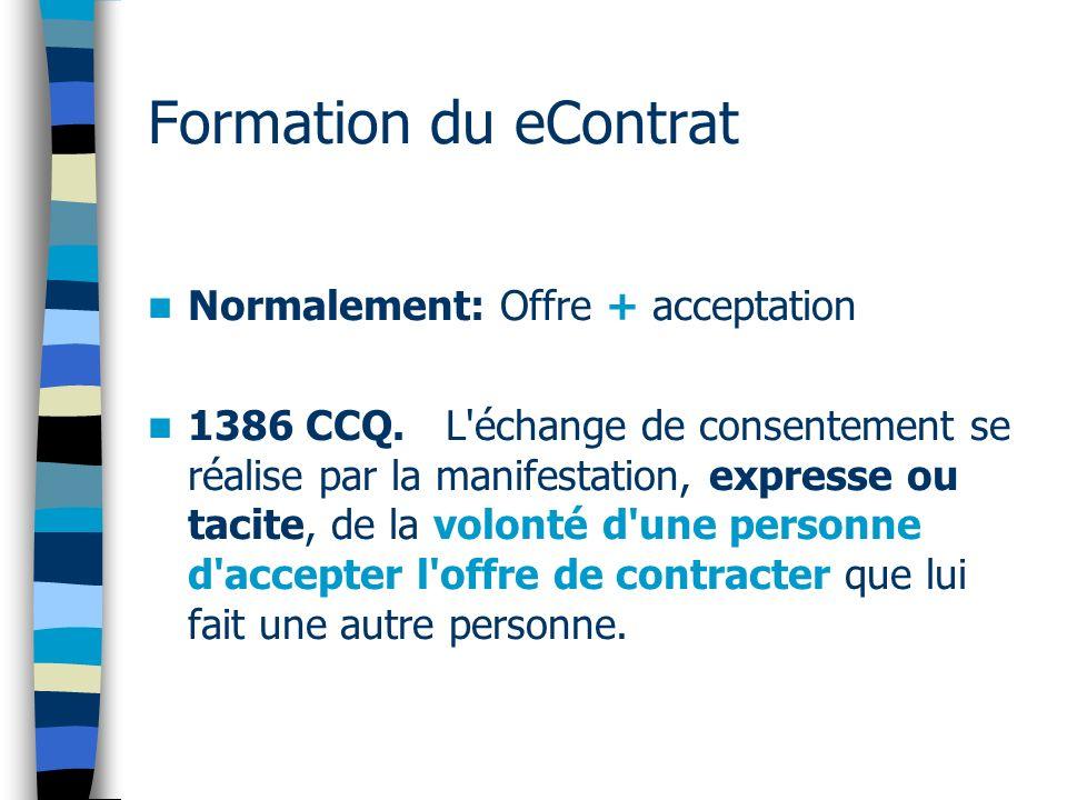 Quest-ce quun consentement tacite.1386 CCQ.