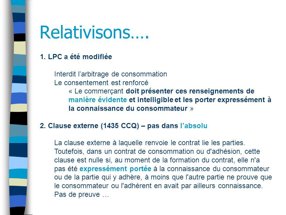 Relativisons….3.